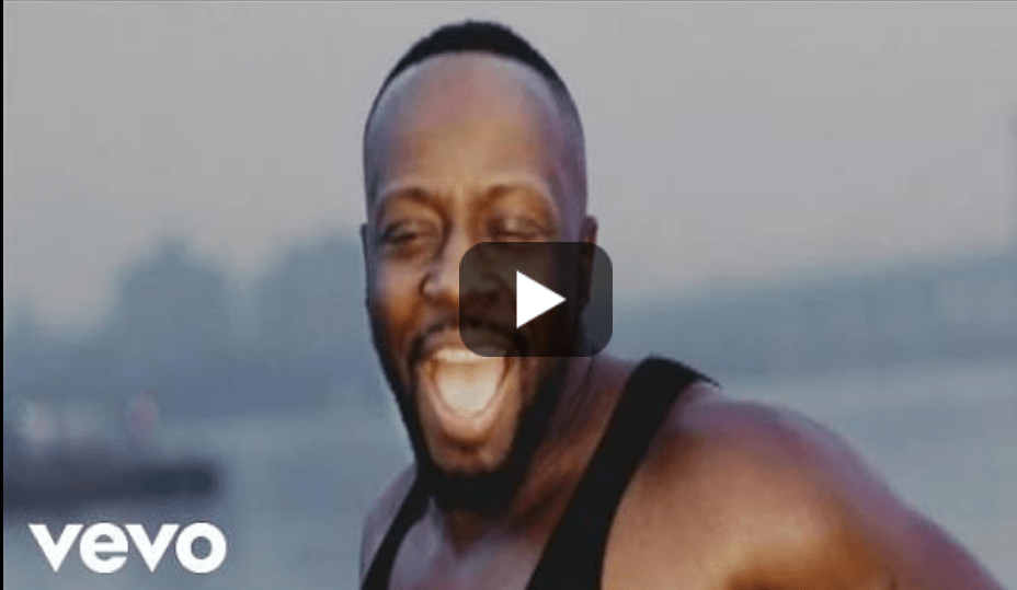 Wyclef Jean in Hold On video