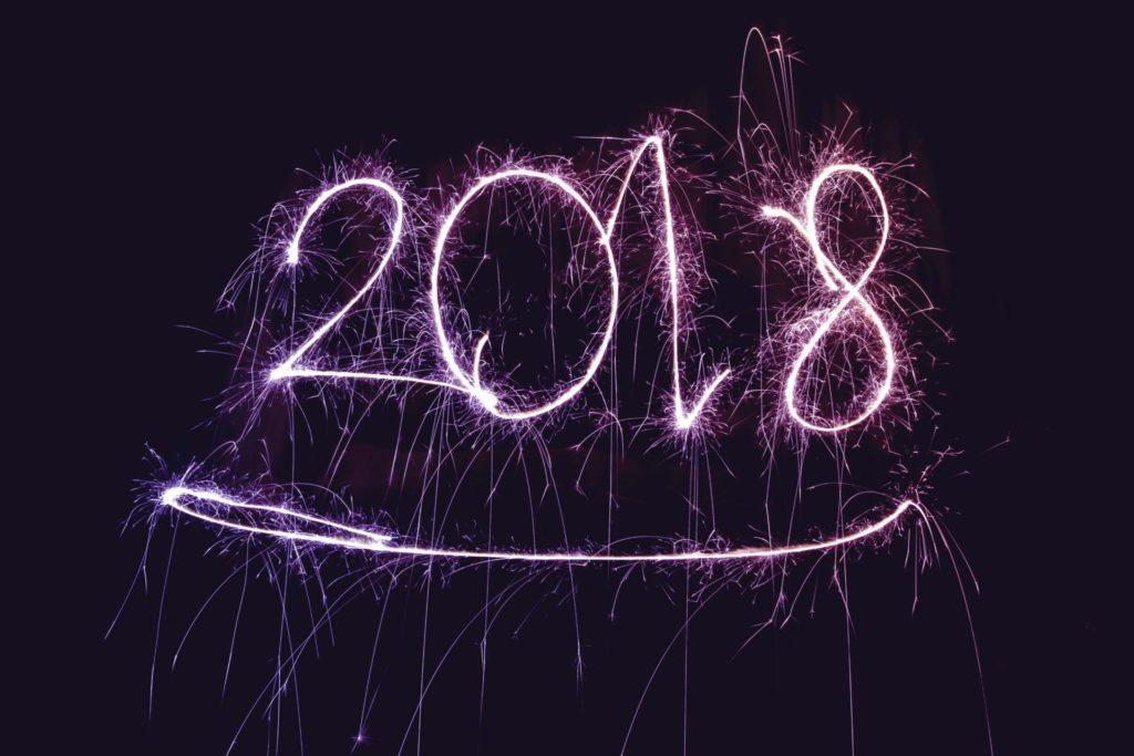 2018 in sparklers
