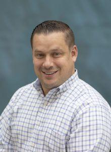 Service Credit Union VP-Controller Bob Drouin