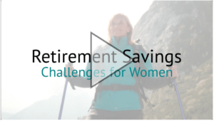 Retirement Savings Challenges for Women