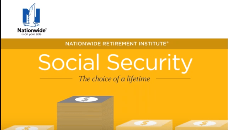 Social Security The choice of a lifetime