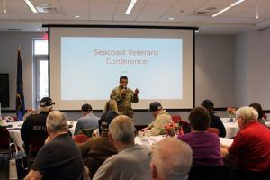 2018 Seacoast Veterans Conference at Service Credit Union