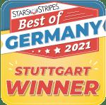 Best of Germany Stuttgart 2021 Logo