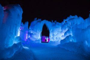 Ice Castle Archway