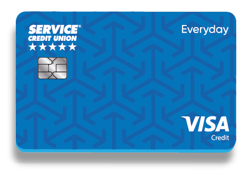Visa Everyday Credit Card - Great for Beginners and Students