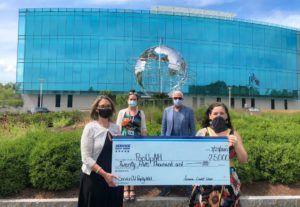 Service CU donates money to PopUp NH