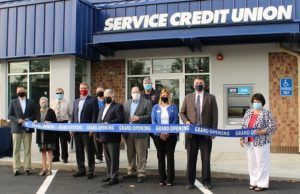 New Rochester Branch Ribbon Cutting