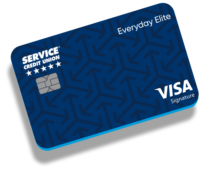 Visa Everyday Preferred Credit Card