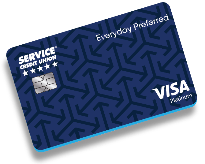 Visa Credit Cards - Apply Online Today - Service Federal Credit Union
