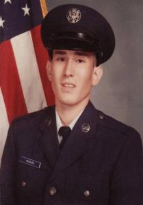 Ricky Neubauer USAF