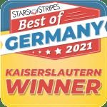 Best of Germany Kaiserslautern 2021 Logo
